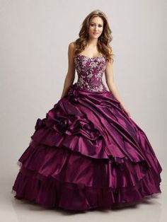 pretty princess ball gowns