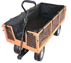 Sherpa Utility Trolley, Large 118 x 57 x 32  (140 long inc axle) mowermagic.co.uk £100 +delivery