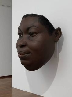 Cave to Canvas, Ron Mueck, Mask III, 2005 From the Tate...