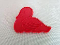Swimming Swan Cookie Cutter by ACookieCutterAffair on Etsy, $4.99
