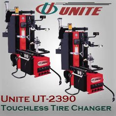 Touchless Tire Changer #automotive