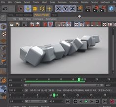 #TUTORIAL: Learn The New Global Illumination Settings Of Cinema 4D R15 - Motion And Design