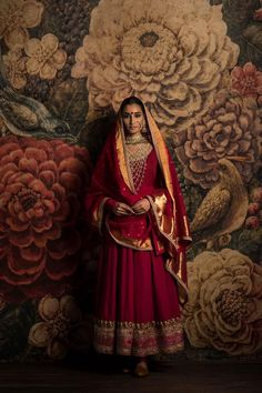 Indian Fashion - Sabyasachi Mukherjee (Spring/Summer 2016) Models -...