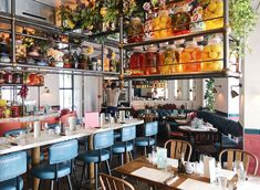 Paris City Tipps, Restaurant Pink Mamma