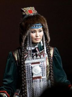 Yakut beauty