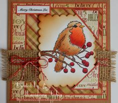 Marianne's Craftroom: New stamp, new camera