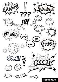 A l'occasion du prochain Festival de la BD d'Angoulême, voici des activités amusantes à télécharger sur le thème de la bande dessinée. Développer l'appétence au langage écrit Utilisez les planches vierges ci-dessous pour aborder le récit écrit en utilisant les éléments visuels propres à la Bandes dessinées. LES PLANCHES DE VIGNETTES: Nous vous proposons deux planches …