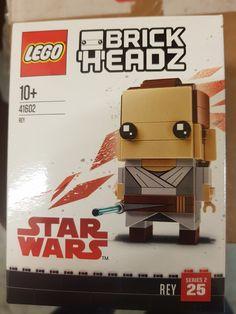 Star Wars Lego Brickheadz Rey