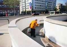 Lehel tér, 2010  (Fotó: Bartha Máté / Kiscelli Múzeum Gyűjteménye) Sidewalk, Side Walkway, Walkway, Walkways, Pavement