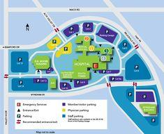 94 Best campus maps images | Campus map, Map design, Map