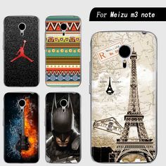 Telefoon case voor meizu m3 note/meizu blue charm note 3 leuke Cartoon Hoge Kwaliteit Painted PC Hard Case Skin Back Cover Shell