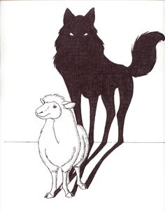 Wolves in White...The ones dressed like sheep grazing their way towards greener pastures....read in full.