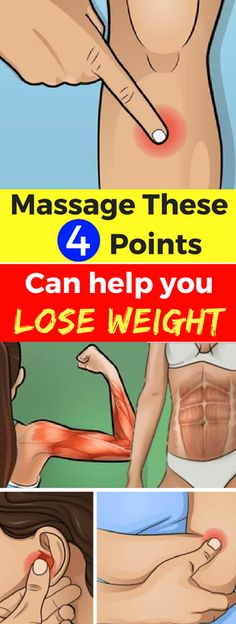 Massage These 4 Points Can Help You Lose Weight! : Massage These 4 Points Can Help You Lose Weight! Quick Weight Loss Tips, Weight Loss Help, Losing Weight Tips, Weight Loss Program, How To Lose Weight Fast, Reduce Weight, Acupuncture For Weight Loss, Lose Weight Naturally, Loose Weight