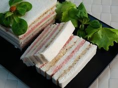 Per preparare delle tartine insolite da tagliare a fette. Una ricetta perfetta per le feste, semplice e coreografica!