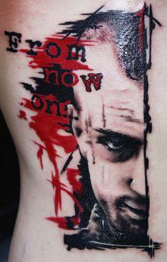Tattoo Artist - Balazs Revai