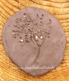 Sun Hats & Wellie Boots: Nature Prints with Clay & Elderflowers