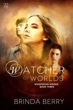 Book Blitz: Watcher of Worlds by Brinda Berry / @Brinda_Berry
