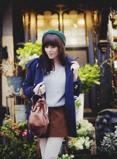love the outfit.  and, to get bangs or not to get bangs? hmmmm