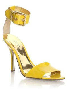 guess yellow! Only pair I own in yellow..couldn't resist!