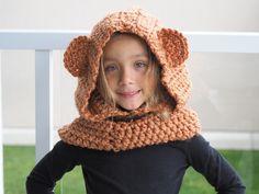 Hooded Scarf, I Fall, Shawls, Scarf Wrap, Hoods, Scarves, Winter Hats, Wraps, Crochet