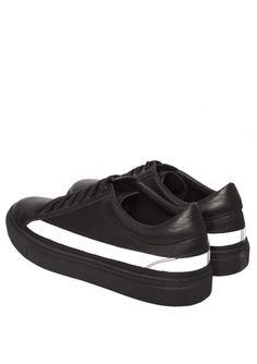 Comme des Garcons Shirt Erik Schedin Line Sneakers Black