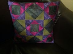 Pillow from sample