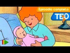 TEO (Español) - 08 - Teo cuida a su hermanita - YouTube