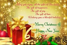 Merry Christmas Messages 2016