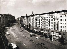 Gorky street, 1950s