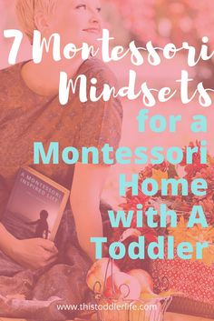 Interested in how to have a Montessori home with a toddler? Learn more about the benefits of having Montessori in your home!  #practicallifeskills #Montessori #Montessoriathome #Montessoritoddler #Toddler # Montessoriinspired #aMontessoriinspiredlife