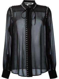 Mcq Alexander Mcqueen Studded Shirt - Vitkac - Farfetch.com                                                                                                                                                                                 More