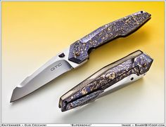 Photos SharpByCoop • Gallery of Handmade Knives - Page 21