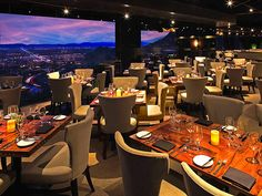Most Beautiful Restaurant Views in America : People.com