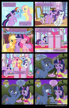 A Princess' Tears - Part 17 by MLP-Silver-Quill on deviantART