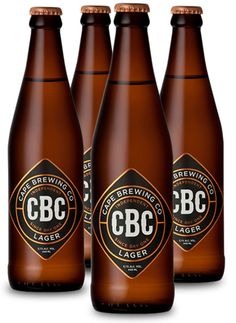 CBC LAGER #Craftbeer #CapeBrewingCo Beers Of The World, Brewing Co, Craft Beer, Beer Bottle, Liquor, Alcoholic Drinks, Clock, Packaging, African