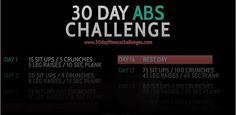Download all our challenges in one quick simple step 👏🏻 >  Never be without a #workout #30DFC