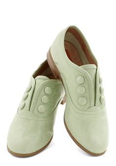 In Mint Condition Flat, #ModCloth