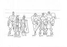 Guardian Heroes Concept Art Character Concept, Concept Art, Character Design, Treasure Games, Conceptual Art, Creature Concept
