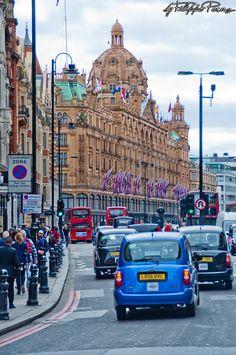 London. My future home!