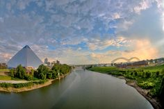 Downtown Memphis - Fishy by Anthony Shane, via 500px