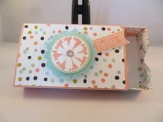 Envelope Punch Board 2.0