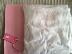Almost....bridal gown & gift bag