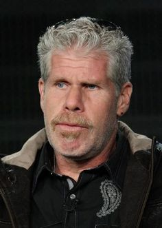 Ron Perlman Explains How He Became