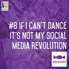 Le caramelle social di Socializers! Scartatele tutte!