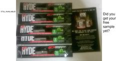 FREE Mr. Hyde Pre-Workout Sample! BE THE FIRST TO TRY! Here's how to get your freebie: click on the link above. Fill out form and submit. If you love freebies, deals, sweepstakes and instant win deals, join my group. Megan's Freebies and Deals. Share This: