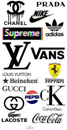 46 melhores imagens de marcas de roupa e tenis | Marcas de