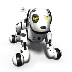 """$79.99 Jack Request - Zoomer Interactive Dog - Dalmation - Spin Master - Toys""""R""""Us"""
