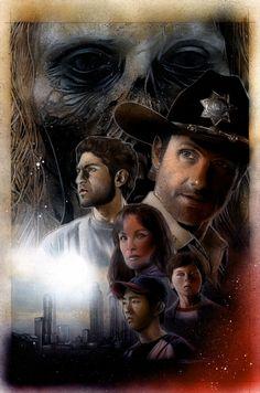 The Walking Dead - Randy Siplon