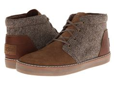 UGG Alin Tweed Stout Leather - Zappos.com Free Shipping BOTH Ways