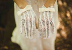 Wedding gloves for a vintage Newport bride | Raina Dawn Events